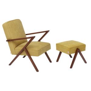 Retrostar Starter Sessel - mit Komfort